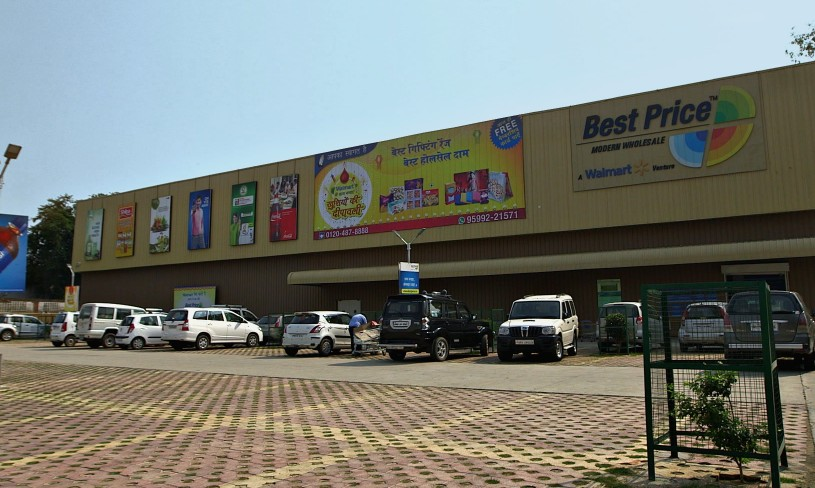 Walmart aims for 70 stores in India