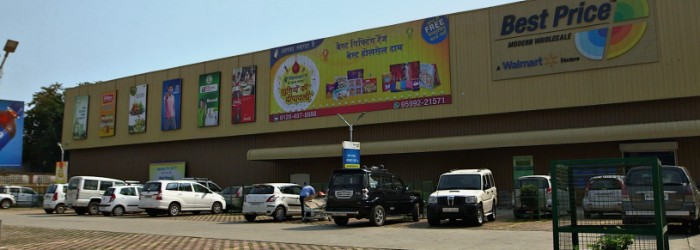 India's retail landscape is evolving