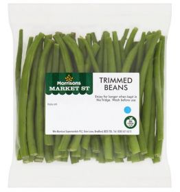 Needles 'found in Morrisons green beans'