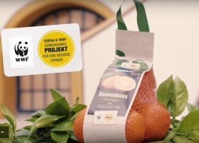 Edeka premiers WWF-branded citrus