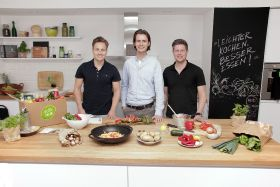 HelloFresh is fastest-growing company in Europe