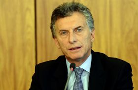 Macri to press Trump on lemon ban