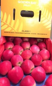 Golden Bay Fruit launches new apple