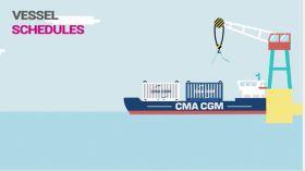 CMA CGM updates app