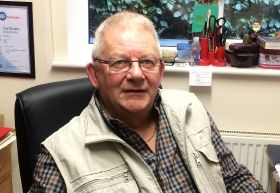 Melvyn Wyer celebrates 50 years in potatoes