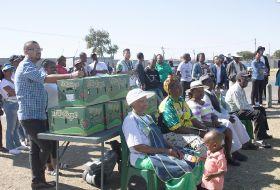 Tru-Cape backs peace movement