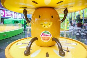 Zespri sales soar over 2016/17
