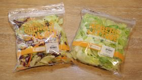Tesco launches re-sealable salad bags
