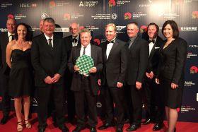 Zespri scoops China Business Award