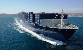 CMA CGM looks to strengthen Chinese bond