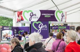 Grá brand on show at Bloom 2017