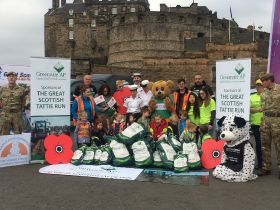 Greenvale sponsors Great Scottish Tattie Run