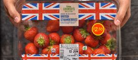 Asda steps in to shift strawberry glut
