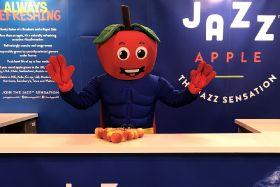 Rebrand boosts Jazz apple's popularity