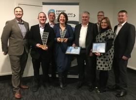 Rockit scoops export award