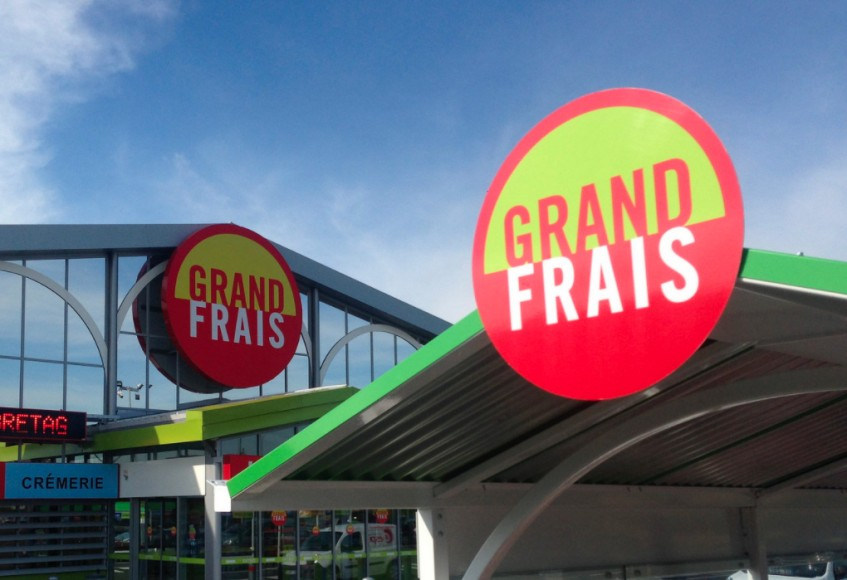 Grand Frais opening first store in Italy