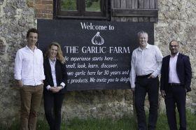 The Garlic Farm wins £20k prize