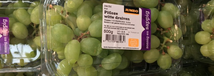 How to revive the European grape market?