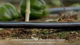Bayer develops smart irrigation