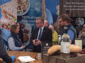 Gove hears about Co-op British sourcing plans
