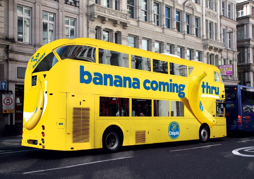 Chiquita Aims For Smiles On Faces With New Campaign