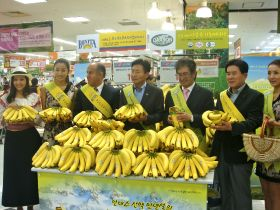 South Koreans eating more bananas