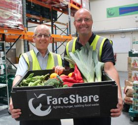 FareShare opens new East Anglia depot