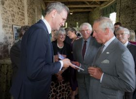 Prince Charles backs 'true cost' study