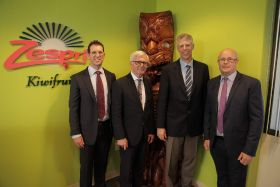 Zespri opens new pan-American office