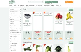 New online produce retailer gains £300k in crowdfunding