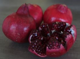 RSA pomegranates a breeding success