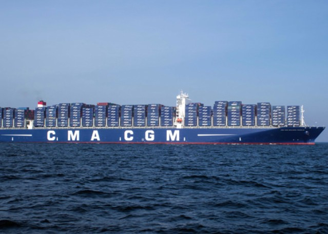 CMA CGM collaborates with a startup to embed artificial intelligence on board ships