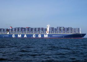 CMA CGM grows Med service