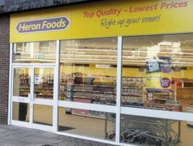 B&M buys convenience chain Heron Foods