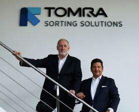 Top trading at Tomra