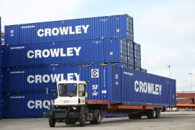 King Ocean and Crowley expand Everglades services