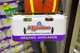 Mission debuts organic avo box