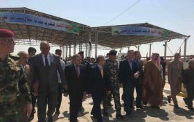 Saudi border with Iraq to reopen