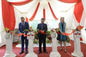 East-West sows Cambodian seeds