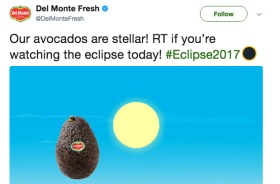Eclipse draws the eyes of marketers