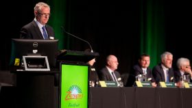 Zespri recounts record season at AGM