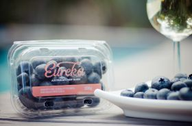 New export venture for Eureka berries