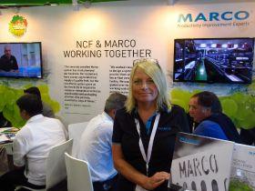 Marco showcases Australian tie-up