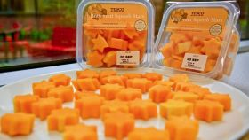 Tesco launches sculpted veg for kids