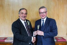 NFU welcomes Gove's support