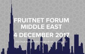 Fruitnet Forum Middle East hits Dubai