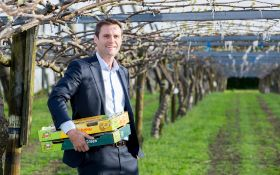 Dan Mathieson named Zespri CEO