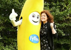 Irish babies go barmy for bananas