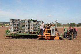 Cambridgeshire firm to show off productivity trials