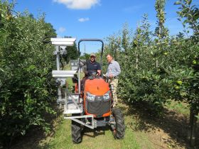 Helios aims to break apple yield barrier